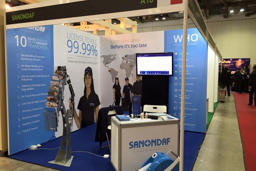 Sanondaf officially launches SANOVAC