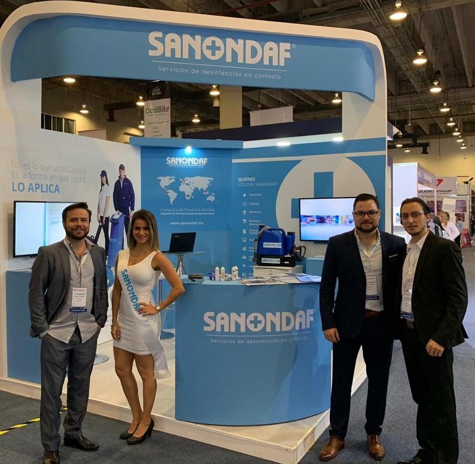 SANONDAF – FIF 2019 CDMX